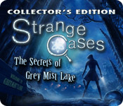 VIDEOGAME- Strange Cases: The Secrets of Grey Mist Lake