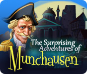 VIDEOGAME: The Surprising Adventures of Munchausen